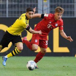 البايرن يفوز على دورتموند في قمة الدوري الألماني
