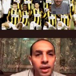آل نتيف: حسين عبد الغني وضعني في القائمة السوداء بسبب محمد نور.. ولن أتحدث معه مجددا