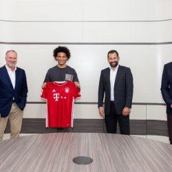رسميا – بايرن ميونخ يعلن التعاقد مع ساني لمدة 5 سنوات