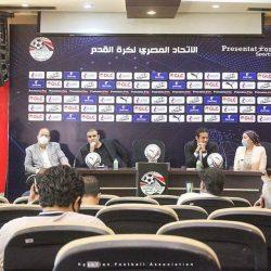 27 حالة إيجابية مصابة بفيروس كورونا في الدوري المصري
