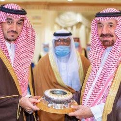 سمو أمير نجران وسمو وزير الرياضة يدشنان مدينة الأمير هذلول بن عبدالعزيز الرياضية بنجران