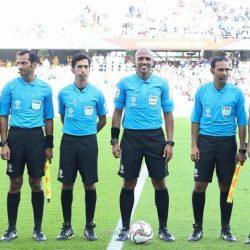 الكاف يدير مباراة في دور الستة عشر بدوري أبطال آسيا