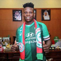 إدارة الباطن  تنهي إجراءات التوقيع مع اللاعب سعد آل خيري