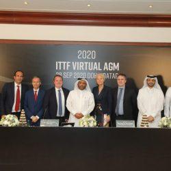 الاتحاد العماني لكرة الطاولة يشارك في اجتماعات الجمعية العمومية للاتحاد الدولي