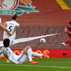 صلاح يقود ليفربول للفوز في افتتاحية الدوري الإنجليزي