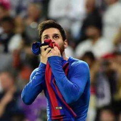رسميا – ميسي مستمر مع برشلونة