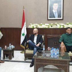 الوحدة و الشرطة يقصان شريط الدوري السوري للسيدات