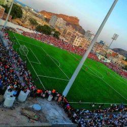 اليمن :افتتاح ملعب (الحبيشي) أقدم ملاعب الجزيرة العربية