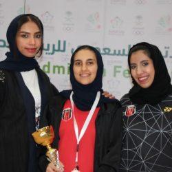 نادي الرياض يستضيف لاعبات الريشة الطائرة