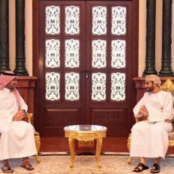 ذي يزن يلتقي بمسؤولي السعودية وقطر