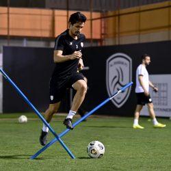 خالد الغامدي يعود لتدريبات الشباب