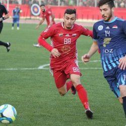 الاتحاد يواجه حطين..ومواجهة زرقاء في نصف نهائي كأس سورية