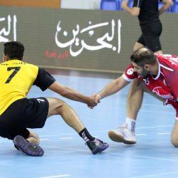 الأهلي إلى ربع نهائي كأس يد البحرين وكورونا تؤجل لقاء الشباب وباربار