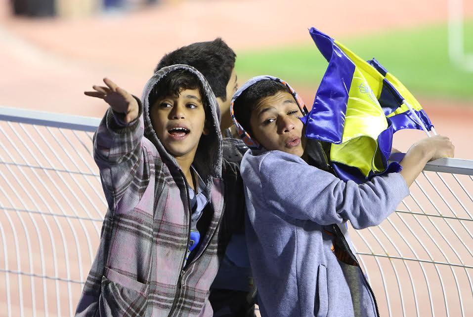 تغطية مصورة لمباراة النصر و الفتح بعدسة  سامي الجدعاني
