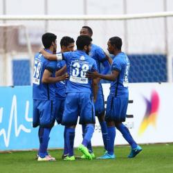 أولمبي الهلال يتغلب على الاتحاد في ملعبه ويواصل صدارته