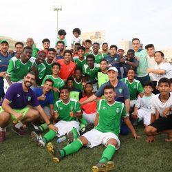 المحمدي و مسعد نهدي البطولة للرمز