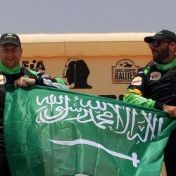 السعودية تتوج بلقب رالي دبي الصحراوي