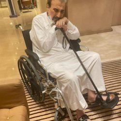 """آل الشيخ يتكفل بعلاج الغانم..والمخرج يعلّق """"عودتنا على ذلك شكرا لك"""""""