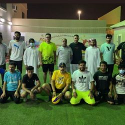 نادي صم الشرقية يفعل نشاط كرة الطائرة الرمضانية