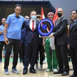 رئيس اتحاد الطائرة العراقي يشكر فرق الممتاز ويهنئ البحري