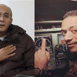 محمد رمضان بعد وفاة الطيار أشرف أبو اليسر: ربنا يرحمه ويصبر أهله