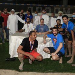برو كير يحلق بلقب بطولة أكاديمية شباب جدة الشاطئ الرمضانية