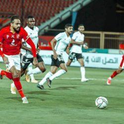 الجونة يوقف مسيرة الأهلي نحو صدارة الدوري المصري