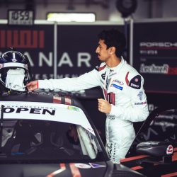 العماني الفيصل الزبير رابعاً في أولى سباقات البطولة الدولية المفتوحة GT