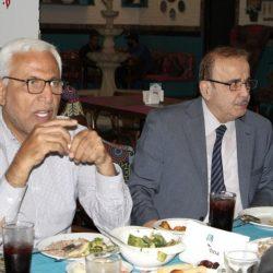 إفطار رمضاني لجمعية الرياضيين اللبنانيين بمناسبة مرور عام على التأسيس