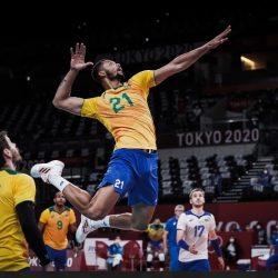 طائرة الأولمبياد..كندا توقف إيران وروسيا تهزم البرازيل