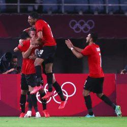 مصر تطيح بأستراليا وتصطدم بالبرازيل في ربع نهائي الأولمبياد