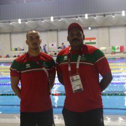السباحة أولى مشاركات عمان في أولمبياد طوكيو