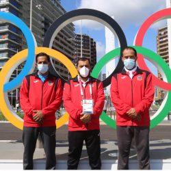 القوى والأثقال تكملان البعثة الأولمبية العمانية وانتهاء أولى المشاركات